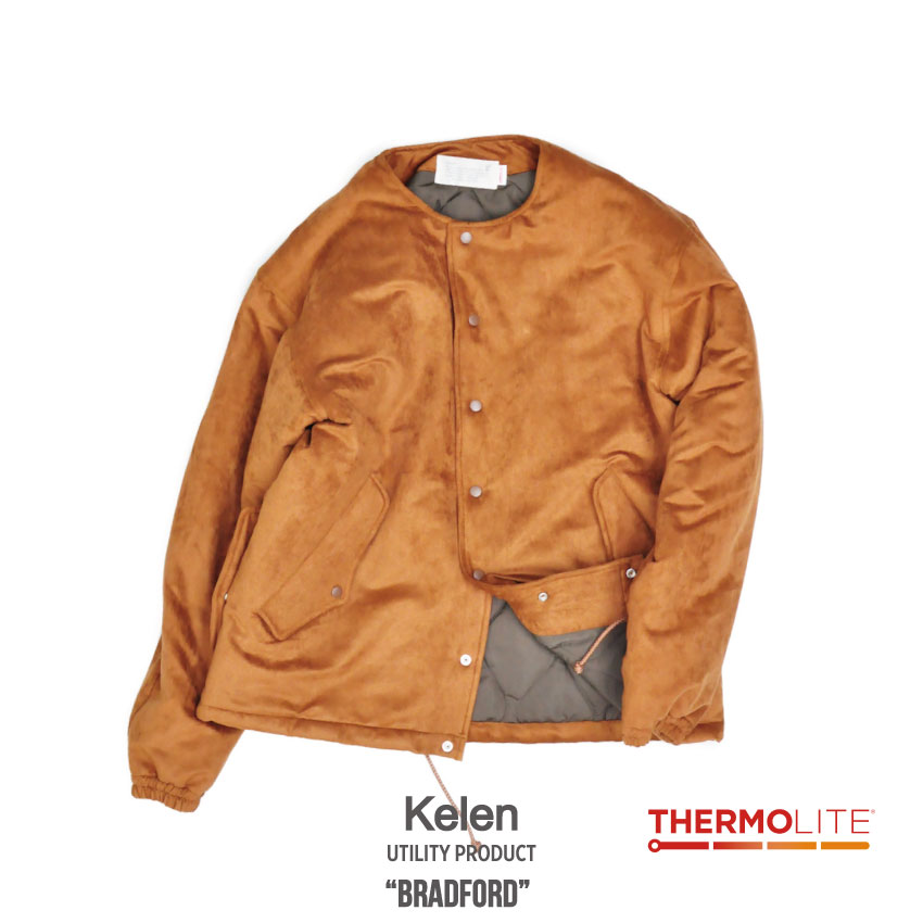 THERMOLITE® NO COLLAR COACH JACKET