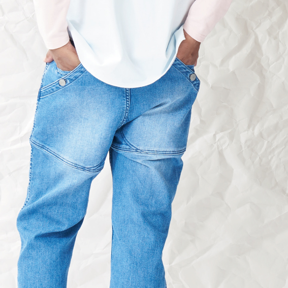 COOLAX® DENIM UTILITY PANTS