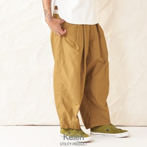 2TUCK OVAL PANTS
