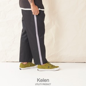 SIDE LINE SKATER PANTS